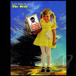 Seas - Let's Fake It CD Cover Art