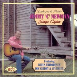 Newman, Jimmy C. - Sings Cajun CD Cover Art