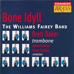 Williams Fairey Brass Band - Bone Idyll CD Cover Art