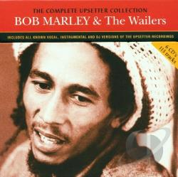 Marley, Bob - Complete Upsetter Collection (2000) CD Cover Art