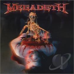 Megadeth - World Needs a Hero CD Cover Art