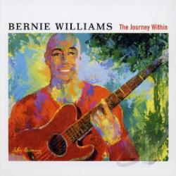Williams, Bernie - Journey Within CD Cover Art