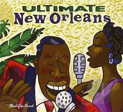 Ultimate New Orleans CD Cover Art
