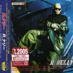 Kelly, R. - R. Kelly CD Cover Art