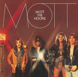 Mott The Hoople - Mott CD Cover Art