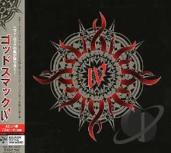 Godsmack - IV CD Cover Art