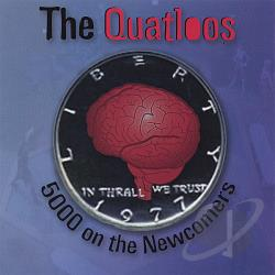 Quatloos - 5000 On The Newcomers CD Cover Art