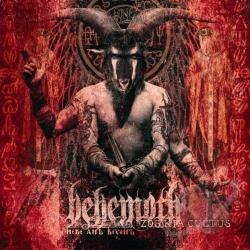 Behemoth - Zos Kia Cultus: Here and Beyond CD Cover Art