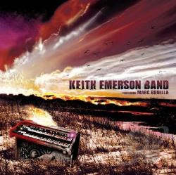 Emerson, Keith Band - Keith Emerson Band CD Cover Art