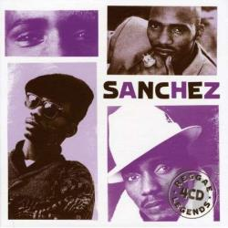 Sanchez - Reggae Legends CD Cover Art