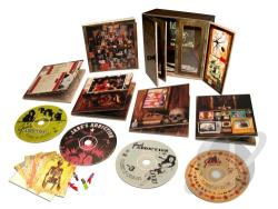 Jane's Addiction - Cabinet Of Curiosities CD Cover Art