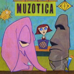 Truus - Muzotica CD Cover Art