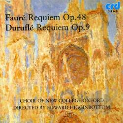 Capricorn Ensemble / Choir Of - Requiem Op. 9/FAURE: Requiem CD Cover Art