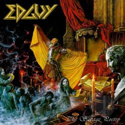 Edguy - Savage Poetry CD Cover Art