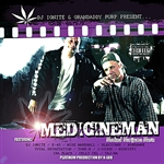 Grandaddy Purp - Medicine Man CD Cover Art