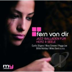 Fern Von Dir-My Jazz CD Cover Art