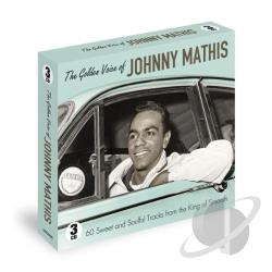 Mathis, Johnny - Golden Voice of Johnny Mathis CD Cover Art