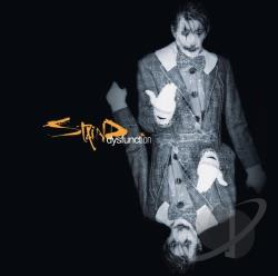 Staind - Dysfunction CD Cover Art