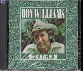Williams, Don - Don Williams Vol. 3 CD Cover Art