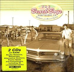 Beach Boys - Hawthorne, Ca CD Cover Art