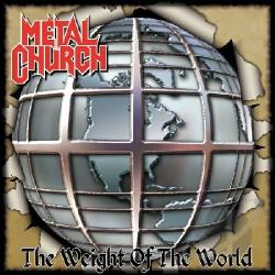 Metal Church - Weight of the World CD Cover Art
