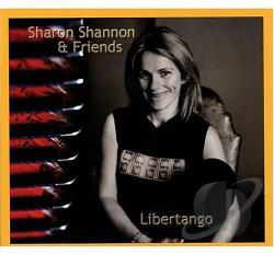 Shannon, Sharon - Libertango CD Cover Art