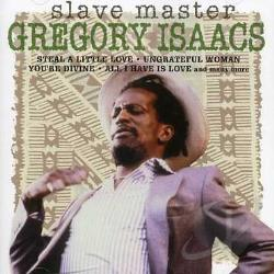 Isaacs, Gregory - Slave Master CD Cover Art