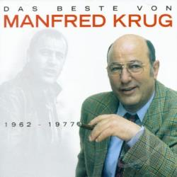 Krug, Manfred - Ever Greens: Das Beste von Manfred Krug CD Cover Art