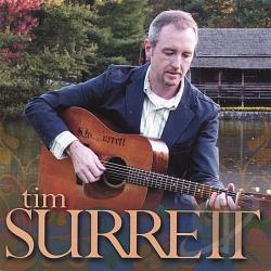 Surrett, Tim - Tim Surrett CD Cover Art