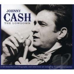 Cash, Johnny - Lowdown CD Cover Art