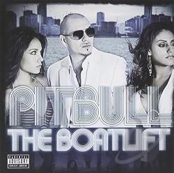 Pitbull - Boatlift CD Cover Art