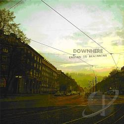 Downhere - Ending Is Beginning CD Cover Art
