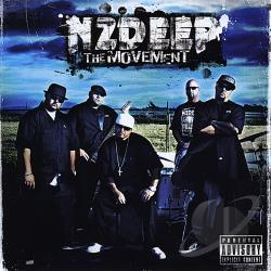 N2DEEP - Movement CD Cover Art