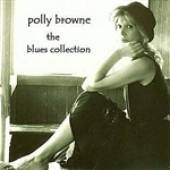 Polly Browne - Blues Collection DB Cover Art