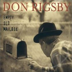 Rigsby, Don - Empty Old Mailbox CD Cover Art