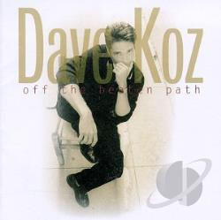 Koz, Dave - Off the Beaten Path CD Cover Art