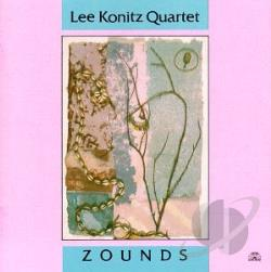 Konitz, Lee - Zounds CD Cover Art