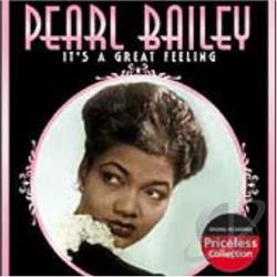 Bailey, Pearl - It's A Great Feeling! CD Cover Art