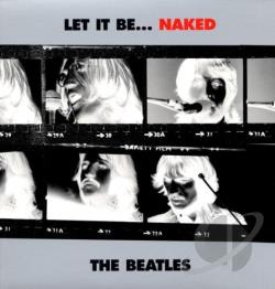Beatles - Let It Be...Naked LP Cover Art