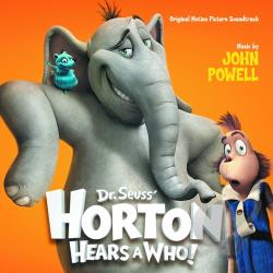 Powell, John - Dr. Seuss: Horton Hears a Who! CD Cover Art