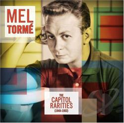 Torme, Mel - Capitol Rarities (1949-1952) CD Cover Art