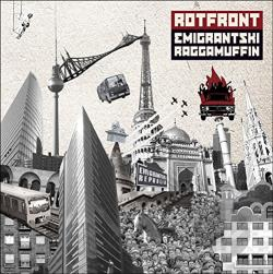 Rotfront - Emigrantski Raggamuffin CD Cover Art