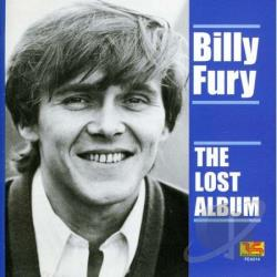 Fury, Billy - Lost Album CD Cover Art