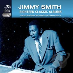 Smith, Jimmy - 18 Classic Albums CD Cover Art