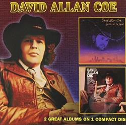 Coe, David Allan - Castles in the Sand/Once Upon a Rhyme CD Cover Art