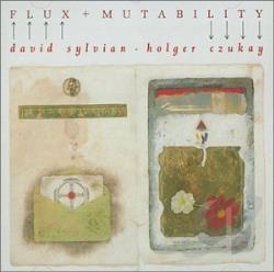David Sylvian Flux And Mutability Cd Album