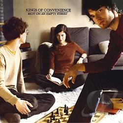Kings Of Convenience - Riot on an Empty Street CD Cover Art