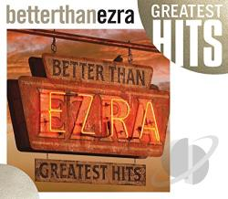 Better Than Ezra - Greatest Hits CD Cover Art