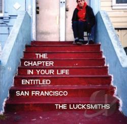 Lucksmiths - Chapter In Your Life Entitled San Francisco DS Cover Art