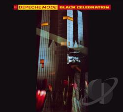 Depeche Mode - Black Celebration CD Cover Art
